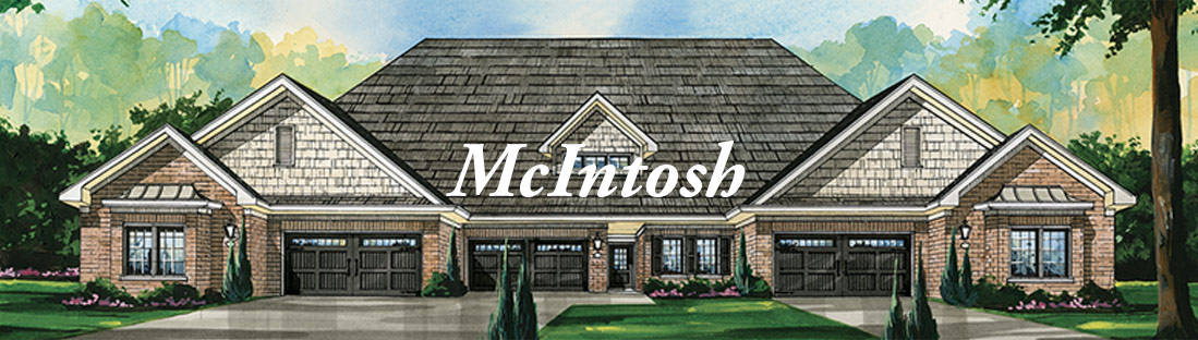 Artist rendering of The McIntosh