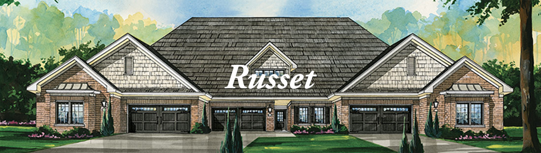 Artist rendering of The Russet